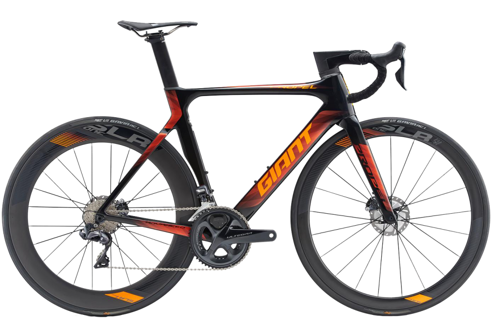 Sykkel Propel Disc Giant