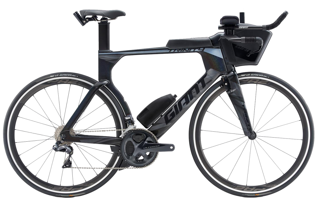 Sykkel Giant tempo og triatlon